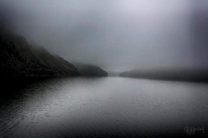 Mood on the Lake